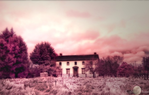 the farm in infrared