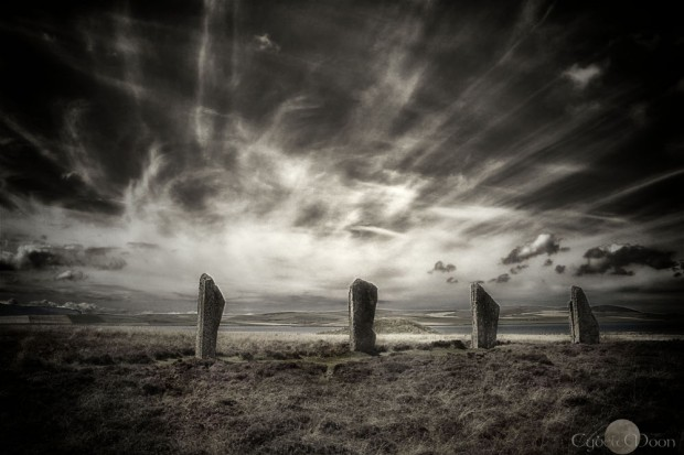 stones of Brodgar, Orkneys
