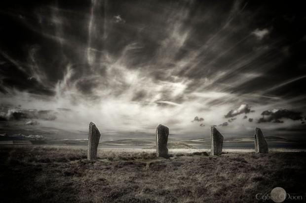 stones of Brodgar, Orkneys