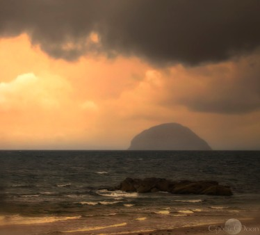 ailsa craig colour