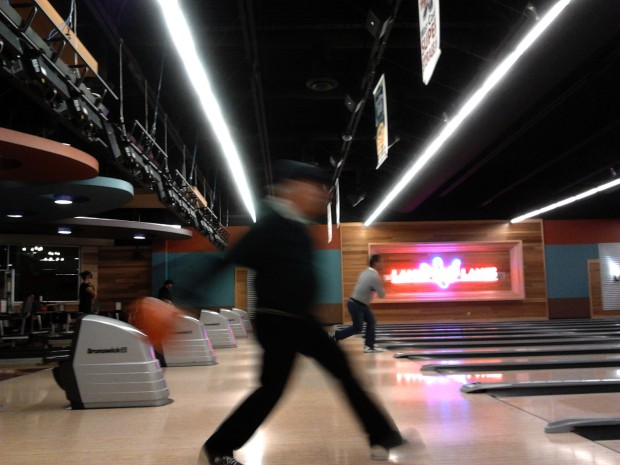bowling twist