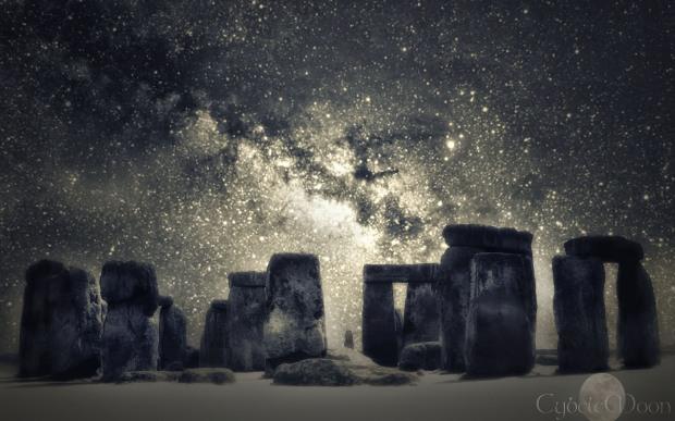 stonehenge to the stars