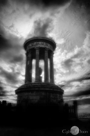 Dugald Stewart Monument, Calton Hill, Edinburgh