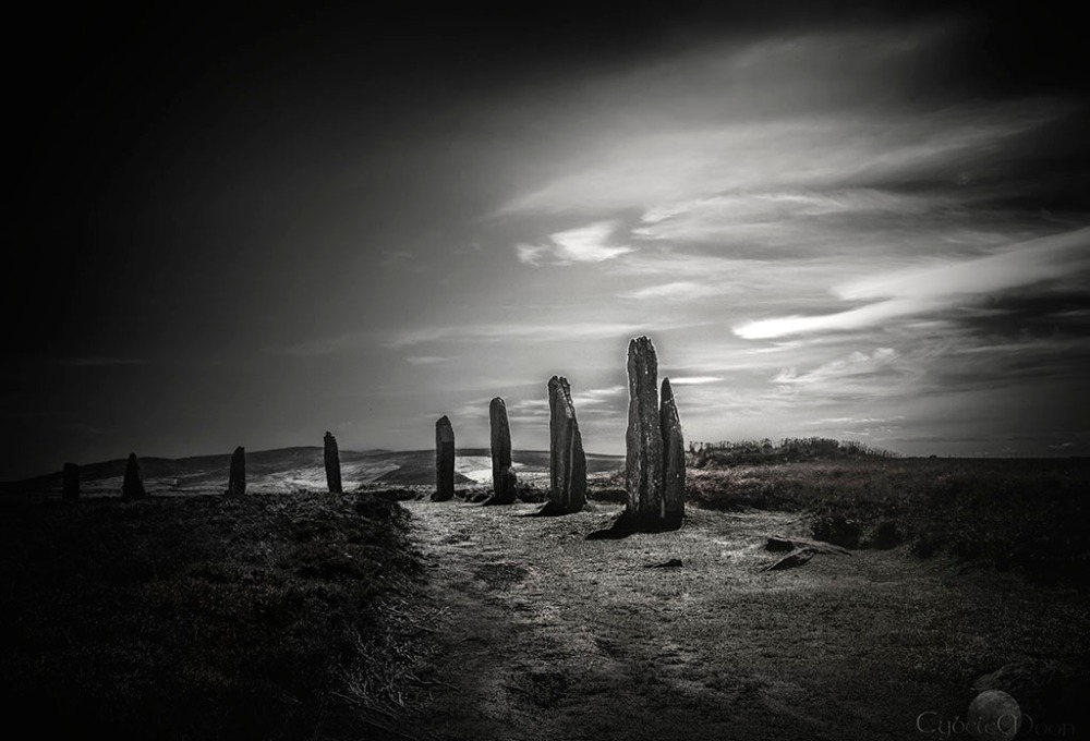 Curve of Brodgar