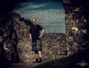 My token Scot, Hamish