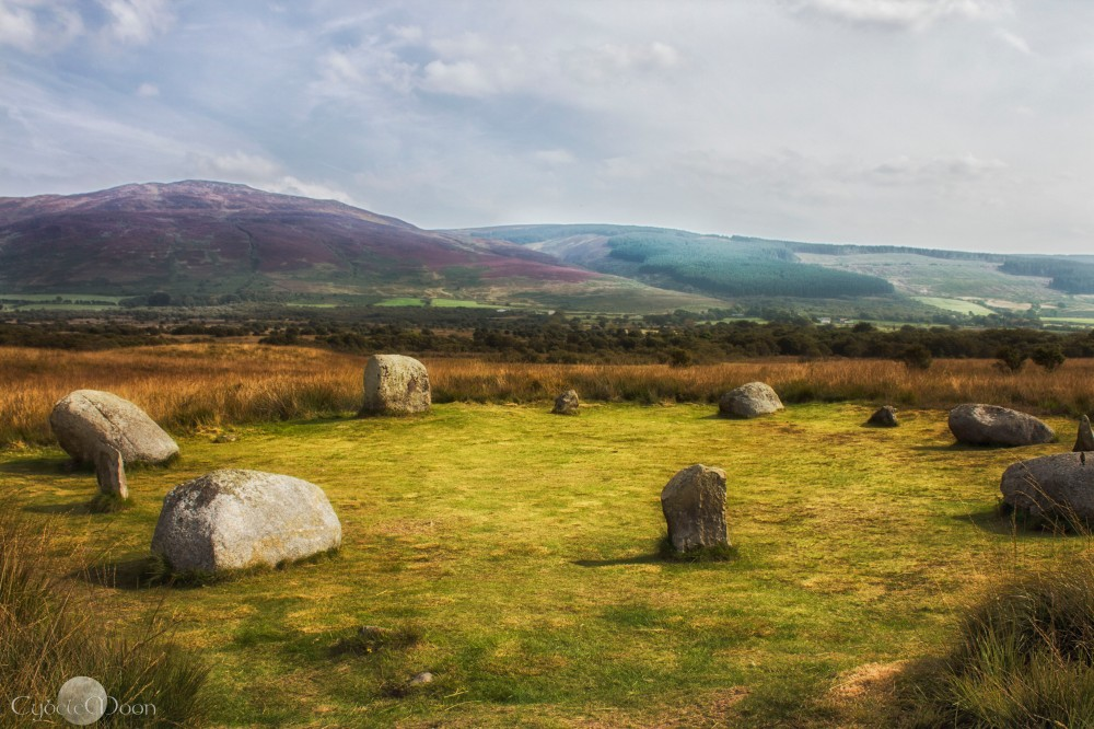 stones of machrie moor