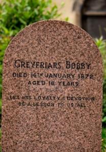 bobby's grave