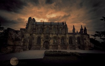 rosslyn chapel lens