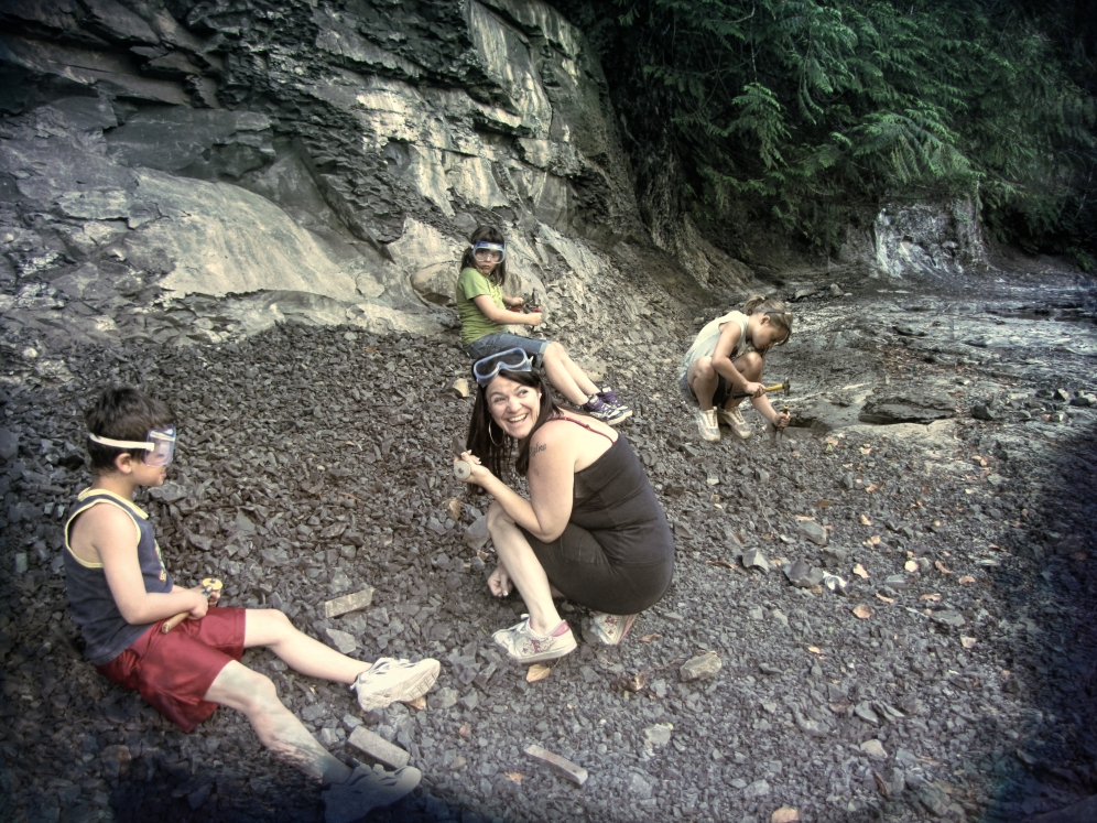 fearless fossil hunters