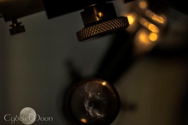 telescope knob