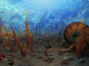 the cretaceous sea