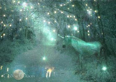 unicornchristmassig