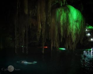 Dzitnup Cavern swim
