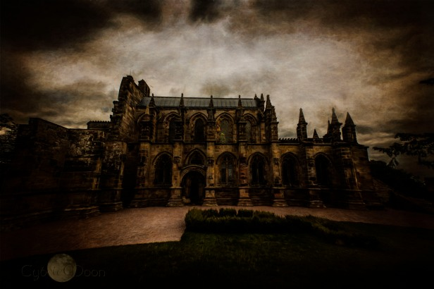 Rosslyn Chapel- Scotland