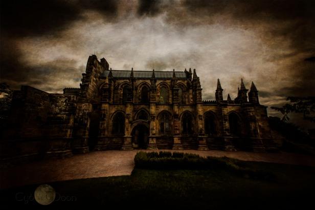 Rosslyn Chapel- Scotland