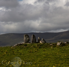 Megaliths outside of Waterville
