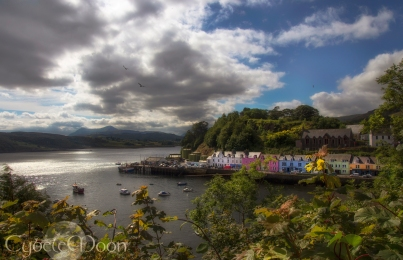 port portree