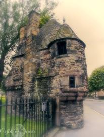 Queen Mary's bath house