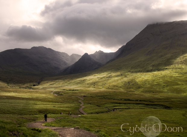 road to the fairy pools