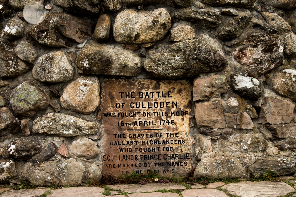 Culloden - A tragedy beautifully memorialized