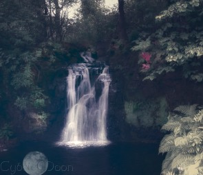 Waterfalls at Dunvegan