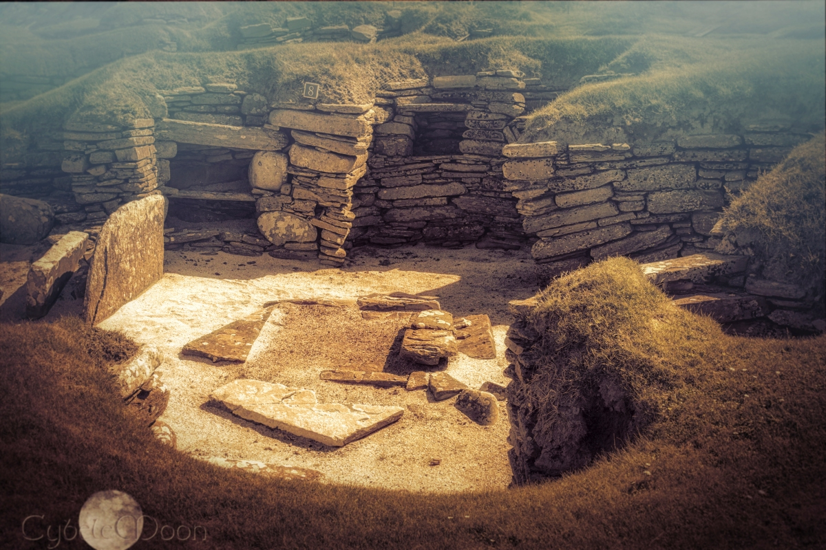 Skara Brae and the Maeshowe Tomb