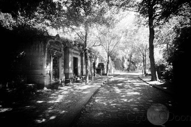 streets of pere lachaise