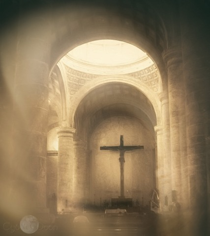 Merida Cathedral San Ildefonso 2