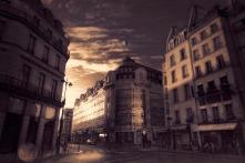 Paris and Monochrome Madness