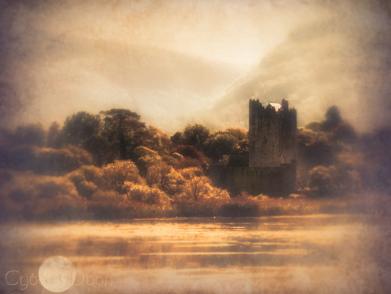 Ross Castle in Killarney