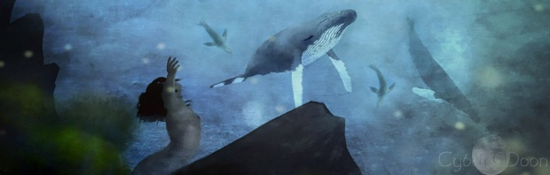 selkie and the whales long crop