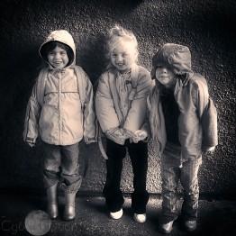 three hombres