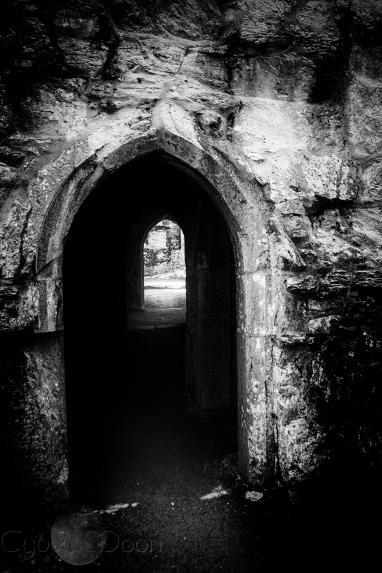 monastery-door