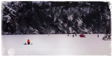 the Zen of Ice Fishing