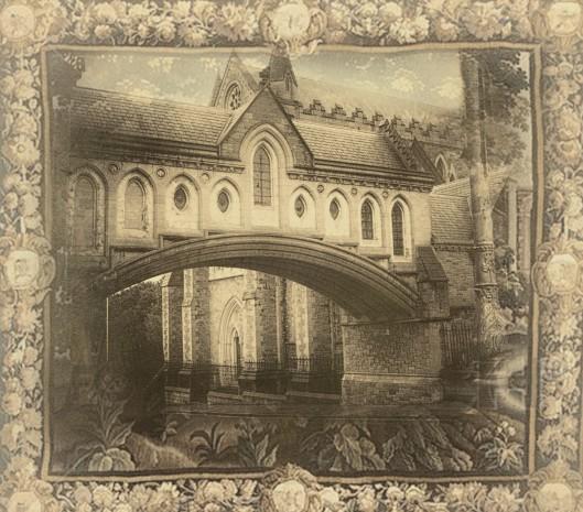Medieval Gate in Dublin
